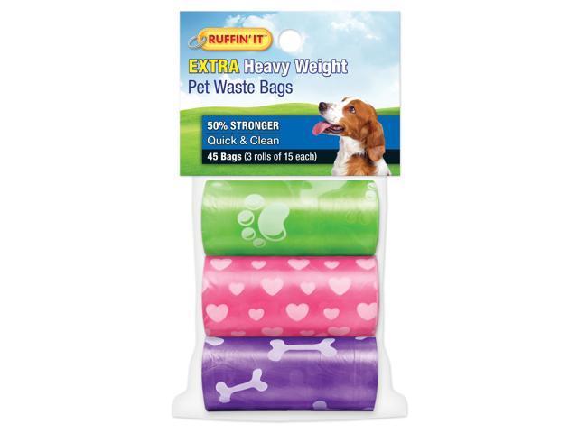 Printed Waste Bag Refills 3/Pkg-