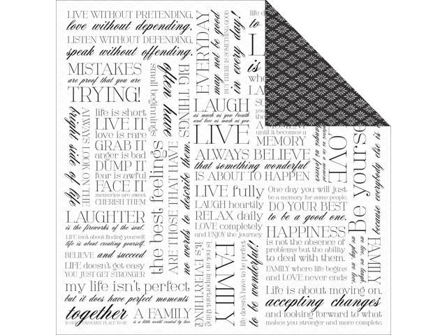 Violet Crush Double-Sided Cardstock 12