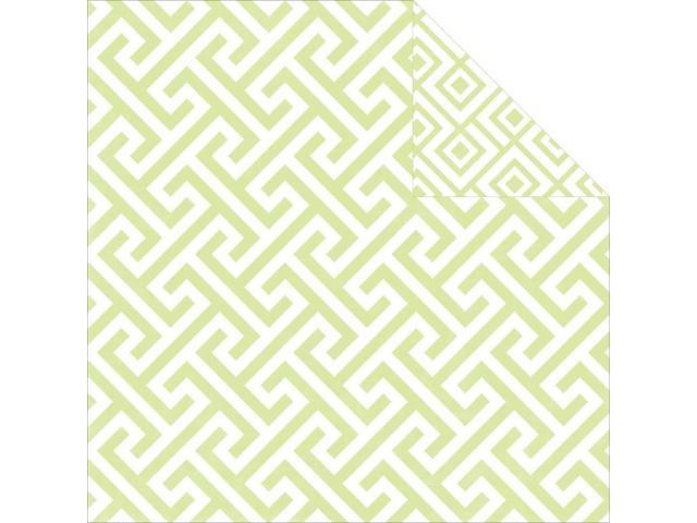 Style Essentials 34th Street Double-Sided Cardstock 12