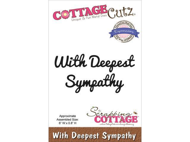 Cottagecutz Expressions Die 6