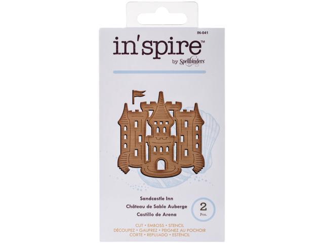 Spellbinders Shapeabilities In'spire Die-Sandcastle Inn