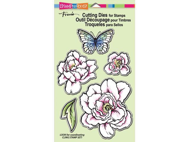 Stampendous Dies-Lovely Garden