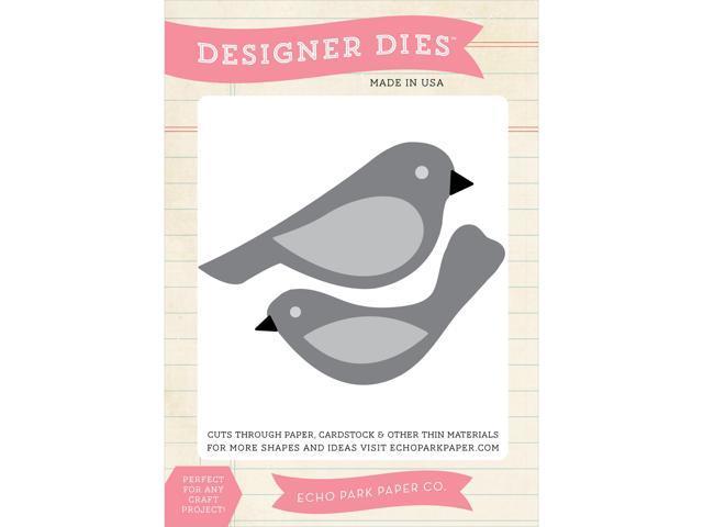 Echo Park Dies-Bird Set #1