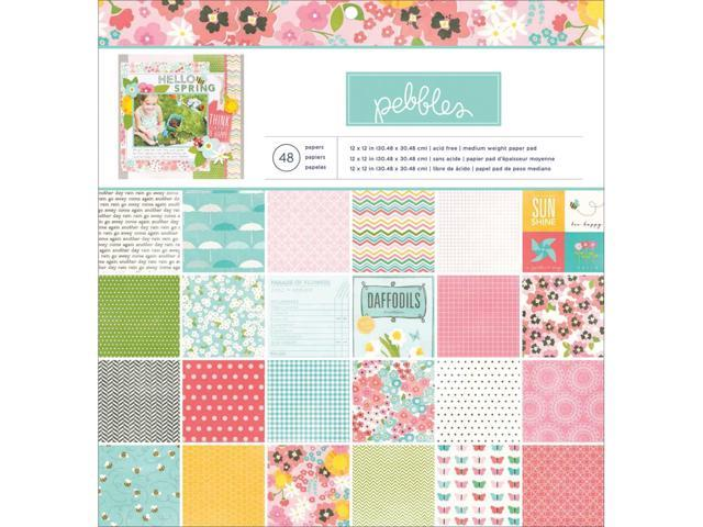 Garden Party Paper Pad 12
