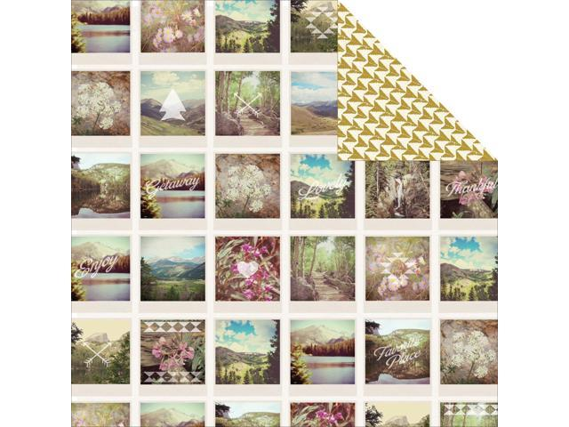 Wildflower Double-Sided Cardstock 12
