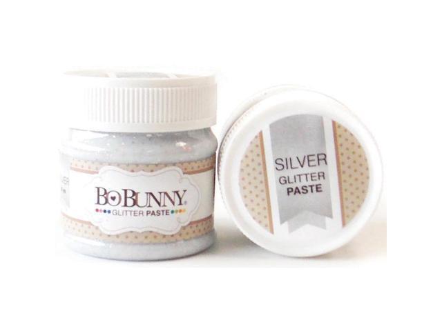 Bobunny Double Dot Glitter Paste-Silver