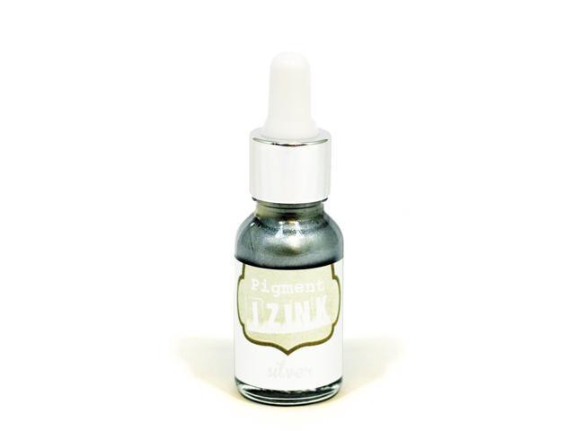 Aladine Pigment IZINK 15ml-Silver