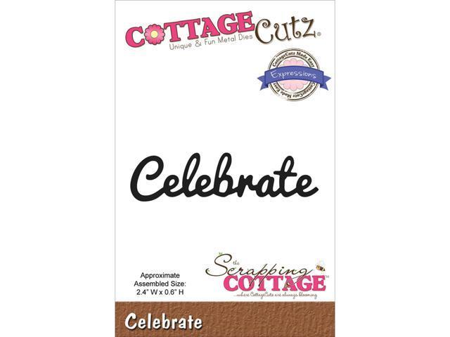 Cottagecutz Expressions Die 2.4