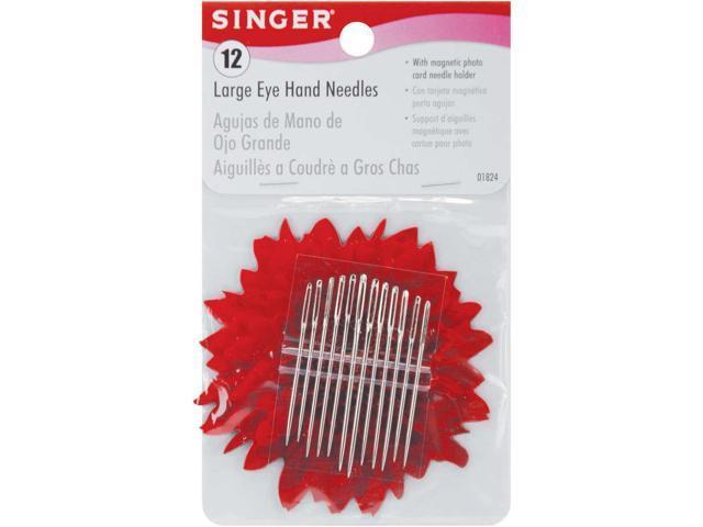 Singer Ndl Lg Eye Mgnt 12Ct 2901-1350