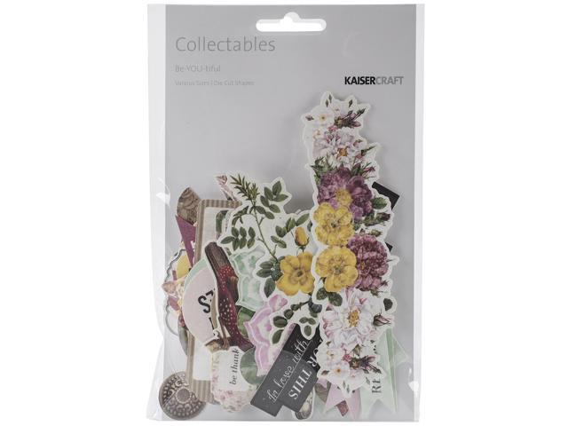 Be-You-Tiful Collectables Cardstock Die-Cuts-