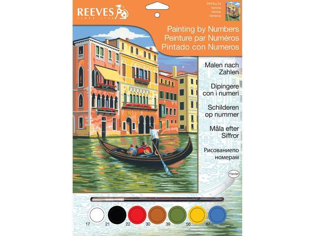 Junior Paint By Number Kits 9