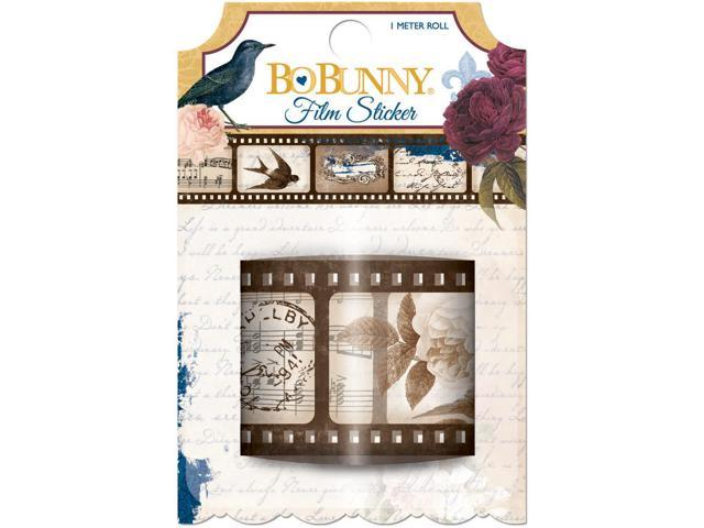Rose Cafe Film Stickers 1M/Roll-