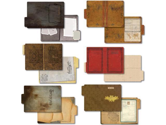 Serengeti Vintage Folders 4