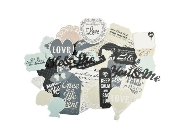 Something Blue Collectables Cardstock Die-Cuts-