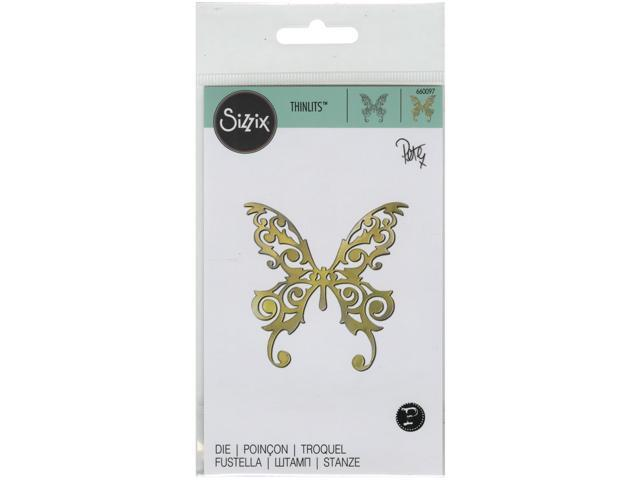 Sizzix Thinlits Die-Magical Butterfly