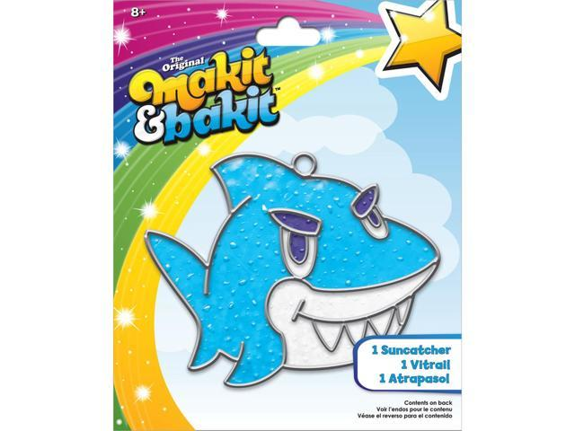 Makit & Bakit Suncatcher Kit-Shark