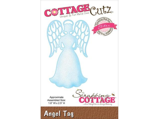 Cottagecutz Elites Die-Angel Tag