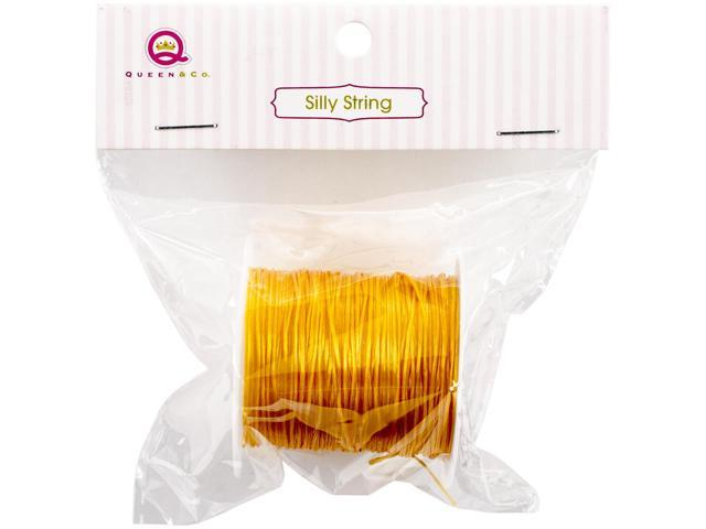 Silly String 10Yd-Yellow