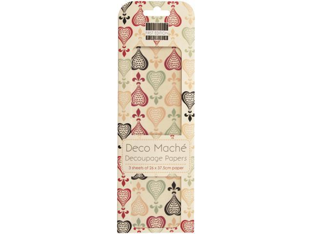 Deco Mache Paper 10.25