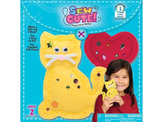 Sew Cute Sew A Cat-