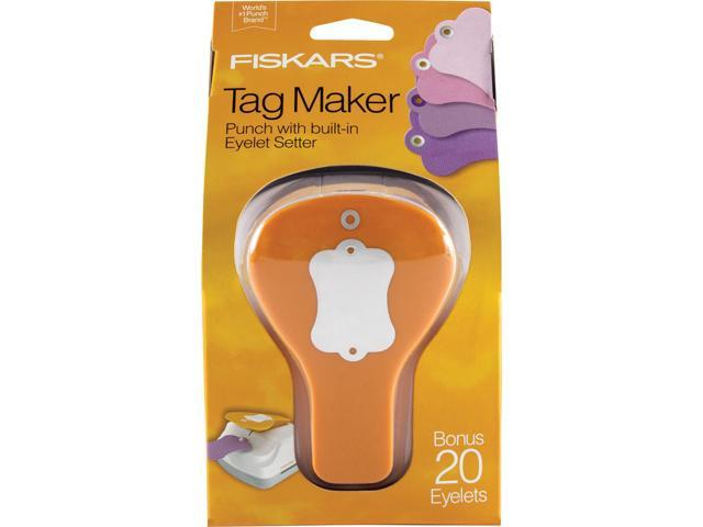 Fiskar Tag Maker Punch-Label
