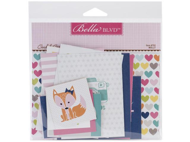Molly Candid Cards 21/Pkg-