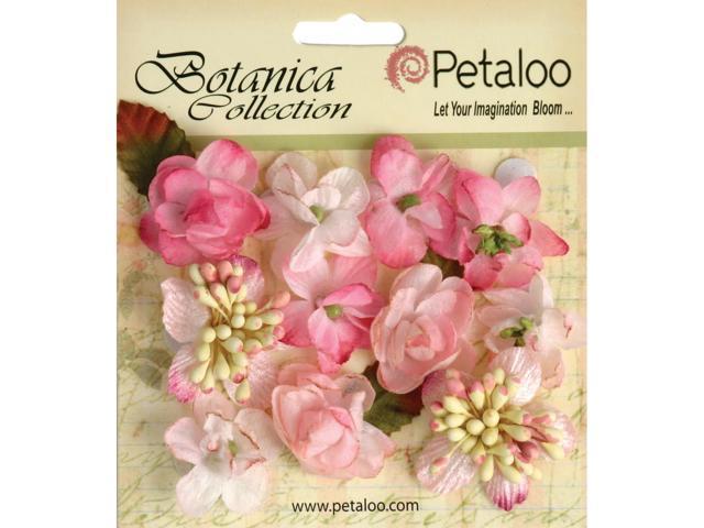 Botanica Minis 11/Pkg-Soft Pink