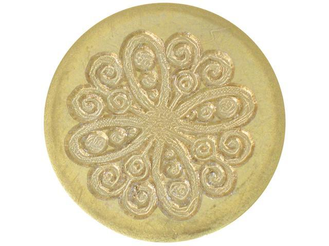 Large Decorative Seal Coin-Arabesque