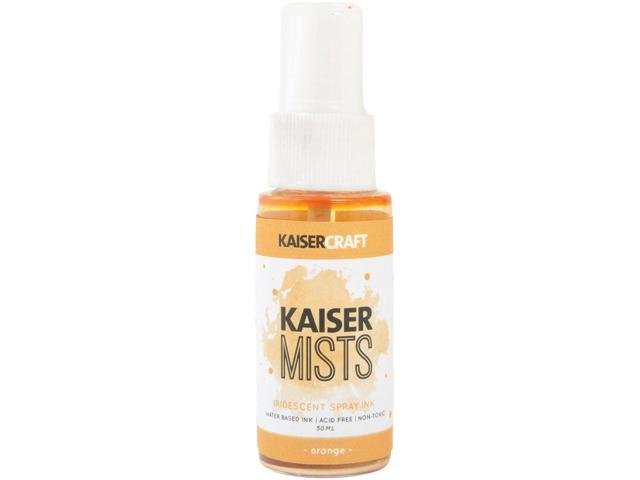 Kaisermist Iridescent Spray Ink 30Ml-Orange