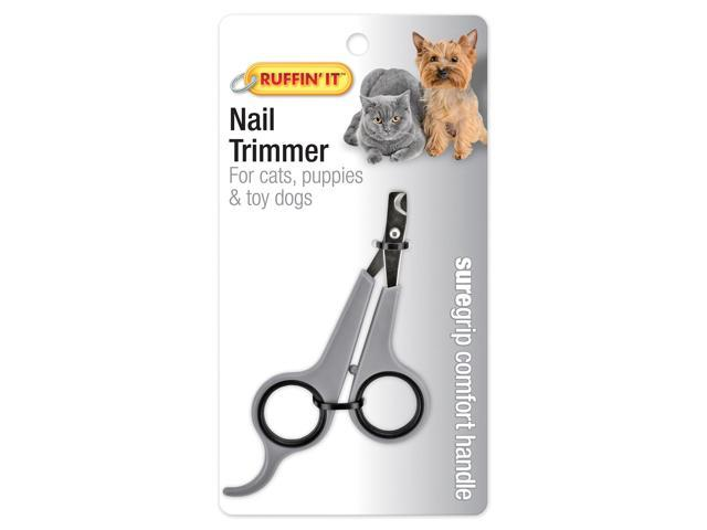Comfort Grip Small Nail Trimmer For Dogs & Cats-