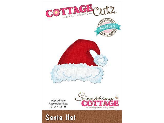 Cottagecutz Petites Die-Santa Hat