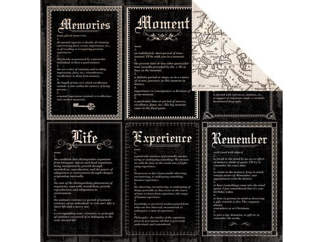 Art Of Life Double-Sided Cardstock 12