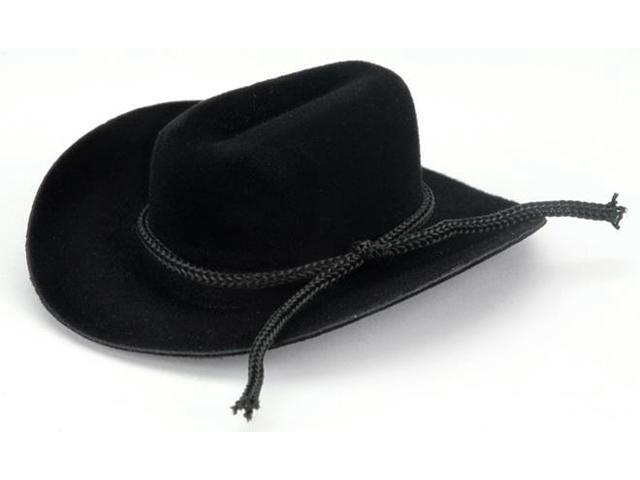 Cowboy Hat W/Rope Trim .75