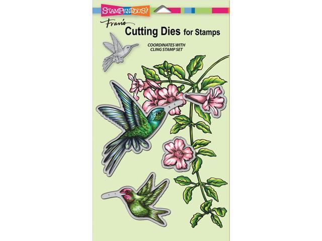 Stampendous Dies-Hummingbird