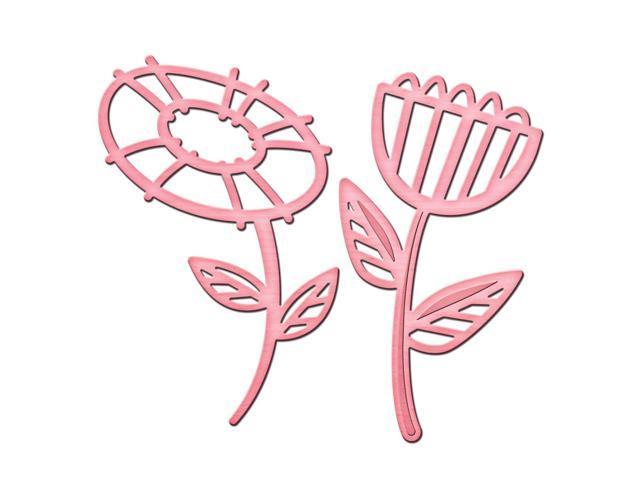 Spellbinders Shapeabilities In'spire Die-Flower Power 2