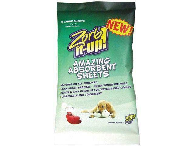 Zorb-It-Up! Sheets 2/Pkg-