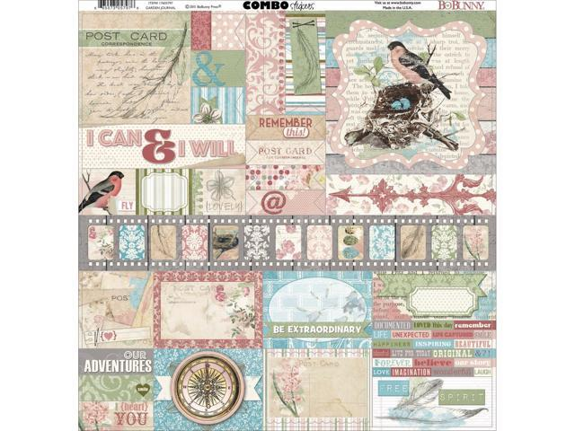 Garden Journal Combo Stickers 12