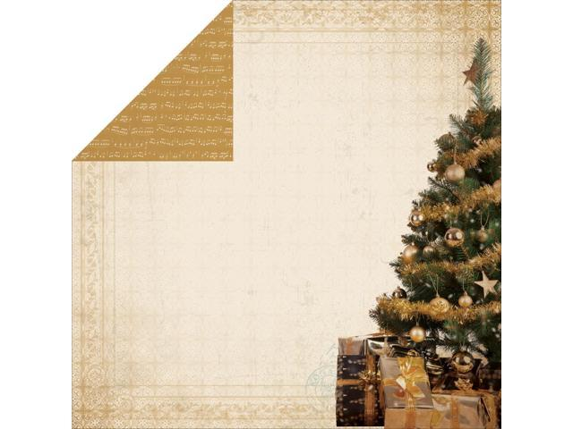 Yuletide Double-Sided Cardstock 12