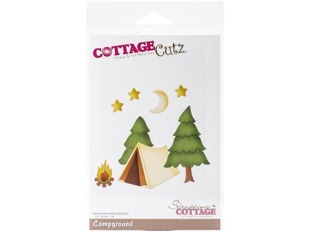 Cottagecutz Die-In The Woods Campground