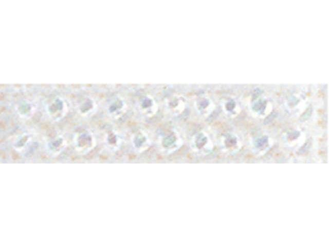 Mill Hill Glass Seed Beads Economy Pack 9.08 Grams/Pkg-Crystal
