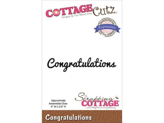 Cottagecutz Expressions Die 4