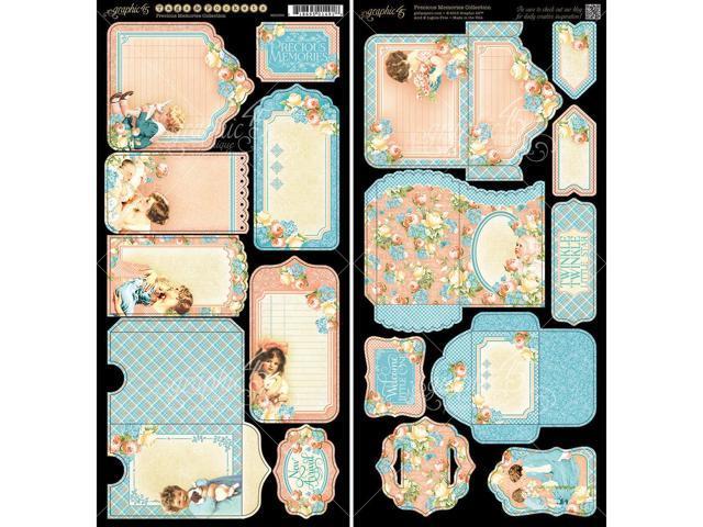 Precious Memories Cardstock Die-Cuts 6