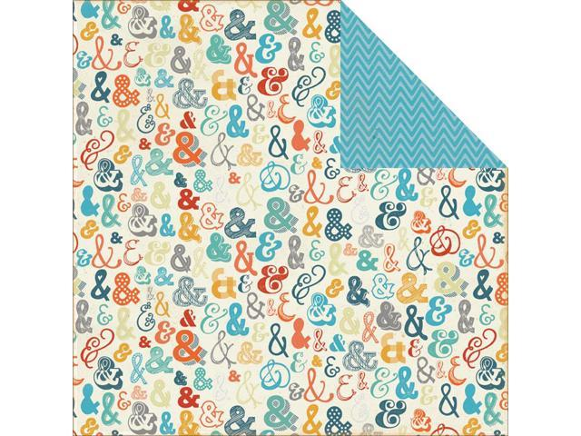 Playful Double-Sided Cardstock 12