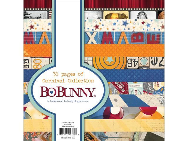 Bo-Bunny Paper Pad 6