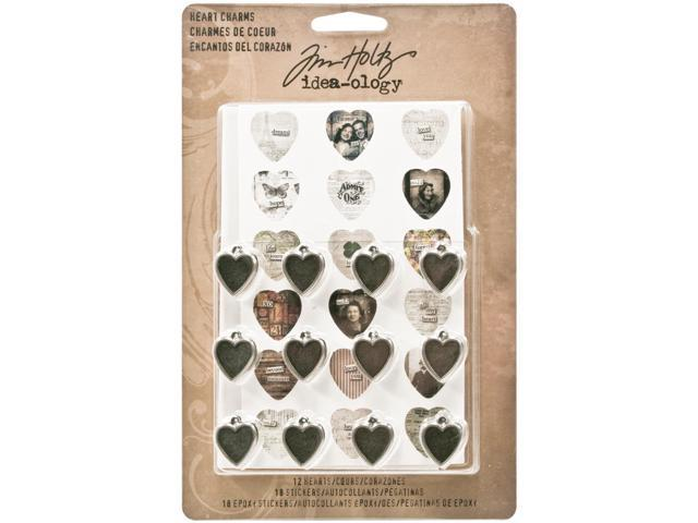 Idea-Ology Heart Charms .5