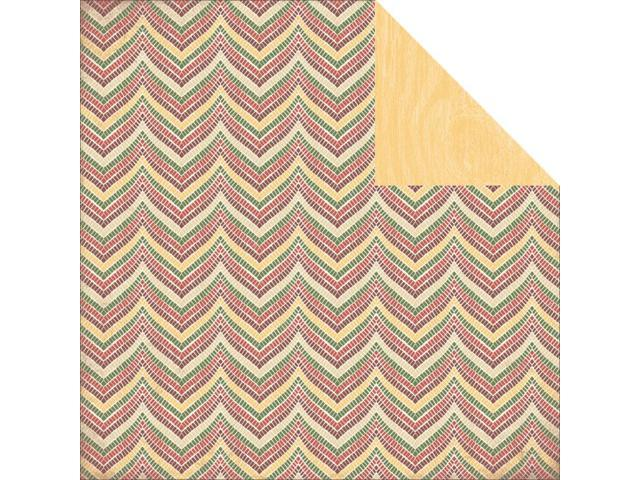 Adventure Double-Sided Cardstock 12