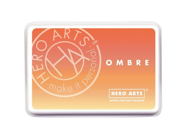 Hero Arts Ombre Ink Pad-Butter To Orange