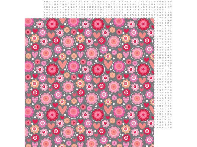 Lovebugs Double-Sided Cardstock 12