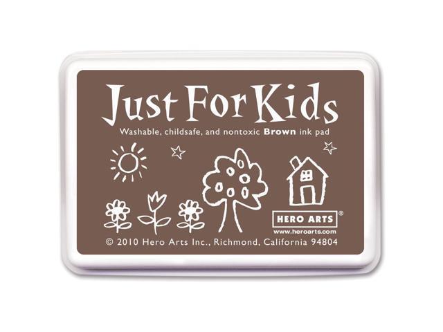 Hero Arts Just For Kids Inkpad-Brown