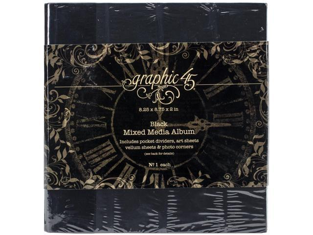 Staples Mixed Media Album 8